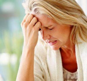 Kłopot menopauzy dotyka wiele pań na całym świecie